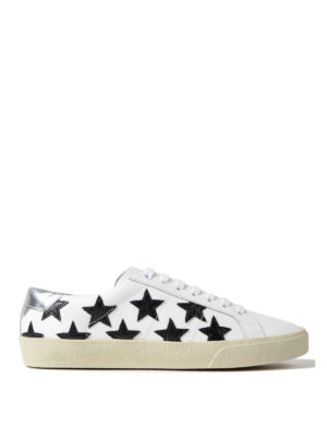 Saint Laurent: trainers - Court classic California sneakers