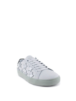 Saint Laurent: trainers online - California leather sneakers