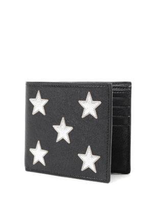 Saint Laurent: wallets & purses online - Rider California East/West wallet