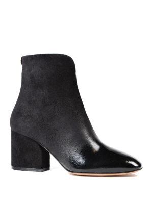 Salvatore Ferragamo: ankle boots online - Pisa suede booties
