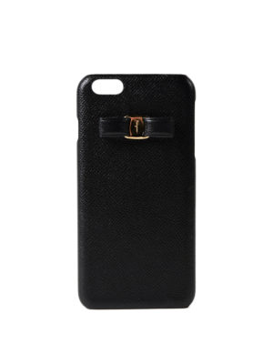 Salvatore Ferragamo: Cases & Covers - iPhone 6 Plus Vara bow case