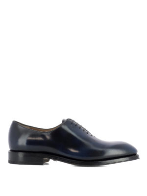 Salvatore Ferragamo: classic shoes - Carmelo faded leather classic shoes