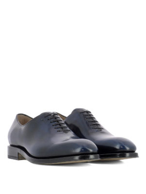 Salvatore Ferragamo: classic shoes online - Carmelo faded leather classic shoes