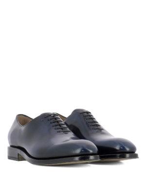 Salvatore Ferragamo: classic shoes online - Carmelo faded leather classic shoes