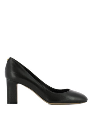 Salvatore Ferragamo: court shoes - Chiusi leather pumps