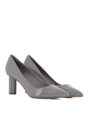 Salvatore Ferragamo: court shoes online - Badia 70 patent pumps