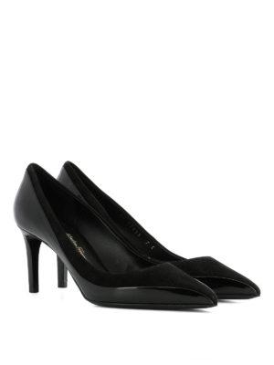 Salvatore Ferragamo: court shoes online - Giglio pumps