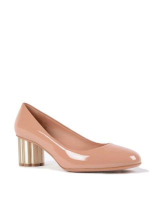 Salvatore Ferragamo: court shoes online - Lucca 55 pumps
