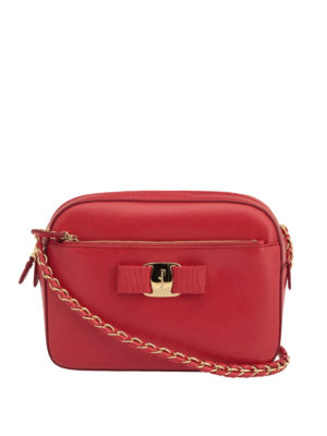 Salvatore Ferragamo: cross body bags - Lydia cross body bag