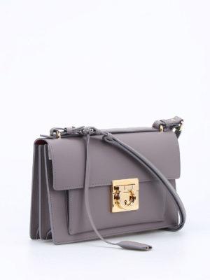 Salvatore Ferragamo: cross body bags online - Aileen leather crossbody bag
