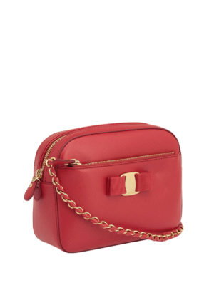Salvatore Ferragamo: cross body bags online - Lydia cross body bag
