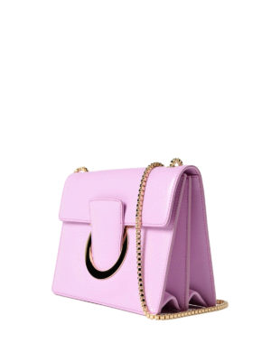 Salvatore Ferragamo: cross body bags online - Thalia leather cross body bag