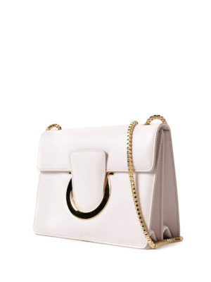 Salvatore Ferragamo: cross body bags online - Thalia leather crossbody
