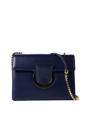 Salvatore Ferragamo: cross body bags - Thalia smooth leather crossbody