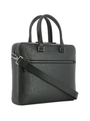 Salvatore Ferragamo: laptop bags & briefcases online - Revival 3.0 briefcase