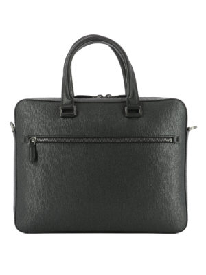 Salvatore Ferragamo: laptop bags & briefcases - Revival 3.0 briefcase