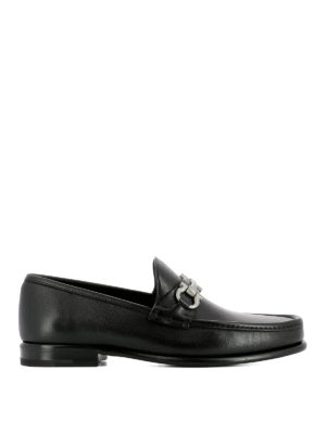 Salvatore Ferragamo: Loafers & Slippers - Mason classic leather loafers