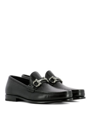 Salvatore Ferragamo: Loafers & Slippers online - Mason classic leather loafers