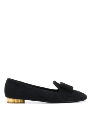 SALVATORE FERRAGAMO: Mocassini e slippers - Slipper Sarno