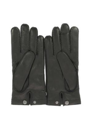 SALVATORE FERRAGAMO: guanti online - Guanti in pelle