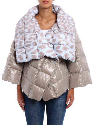 Salvatore Ferragamo: padded jackets online - Reversible padded jacket
