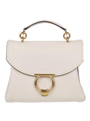 SALVATORE FERRAGAMO: shoulder bags - Margot bag