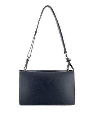 Salvatore Ferragamo: shoulder bags online - Aileen colour block shoulder bag