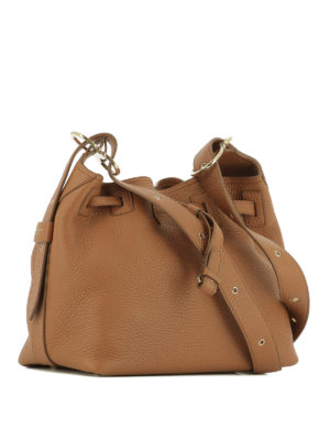 Salvatore Ferragamo: shoulder bags online - Carla leather bag