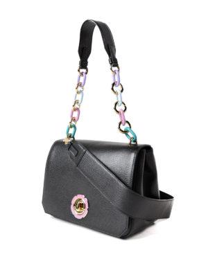 Salvatore Ferragamo: shoulder bags online - Lexi leather shoulder bag