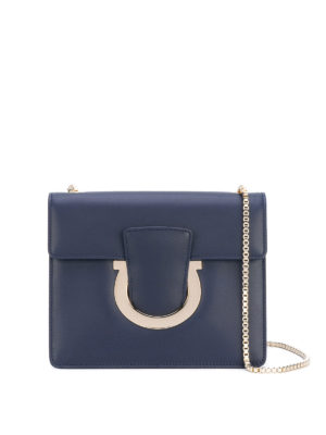 Salvatore Ferragamo: shoulder bags - Thalia shoulder bag