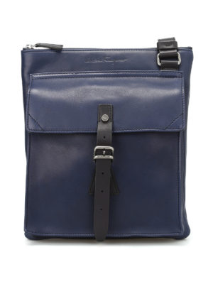 Salvatore Ferragamo: shoulder bags - Trotter messenger bag