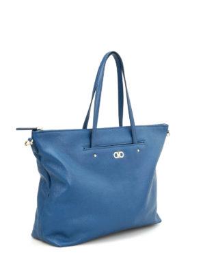 Salvatore Ferragamo: totes bags online - Mika shopper tote