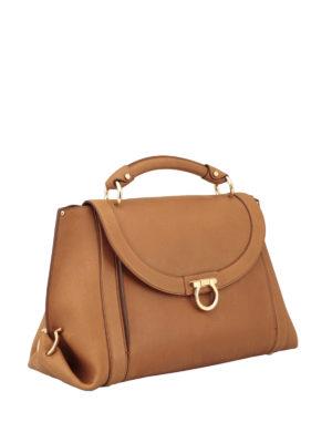 Salvatore Ferragamo: totes bags online - Suzanna large handbag