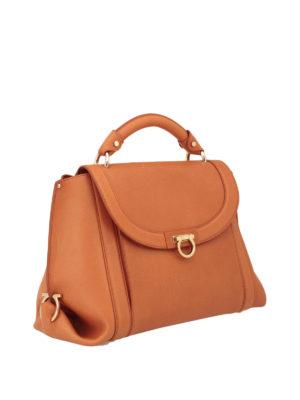 Salvatore Ferragamo: totes bags online - Suzanna leather tote