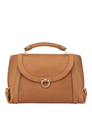 Salvatore Ferragamo: totes bags - Suzanna large handbag