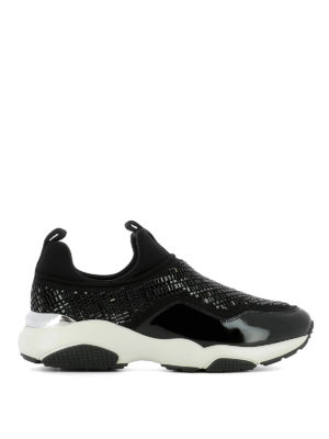 Salvatore Ferragamo: trainers - Giolly embellished sneakers