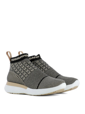 Salvatore Ferragamo: trainers online - Caprera pull on light sneakers