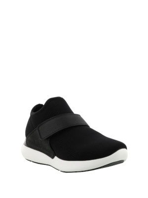 Salvatore Ferragamo: trainers online - Elasticated fabric sneakers