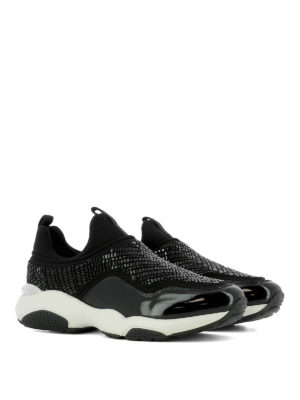 Salvatore Ferragamo: trainers online - Giolly embellished sneakers