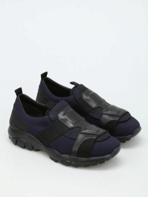 Salvatore Ferragamo: trainers online - Mesh trekking sneakers
