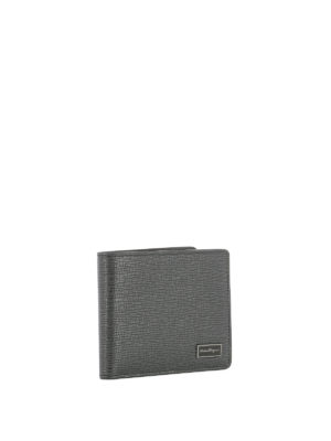 Salvatore Ferragamo: wallets & purses online - Revival 3.0 leather bifold wallet