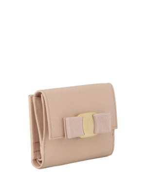 Salvatore Ferragamo: wallets & purses online - Small Vara wallet