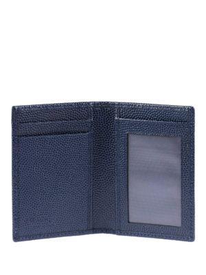Salvatore Ferragamo: wallets & purses online - Ten-forty-one credit card holder