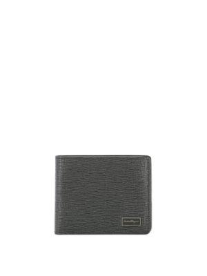 Salvatore Ferragamo: wallets & purses - Revival 3.0 leather bifold wallet