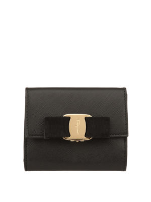 Salvatore Ferragamo: wallets & purses - Small Vara wallet