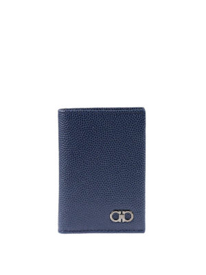 Salvatore Ferragamo: wallets & purses - Ten-forty-one credit card holder