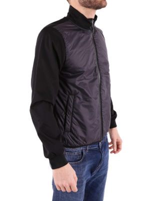 Save the Duck: casual jackets online - Water resistant black jacket