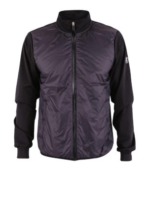 Save the Duck: casual jackets - Water resistant black jacket