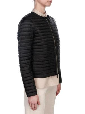 Save The Duck: giacche imbottite online - Piumino girocollo nero