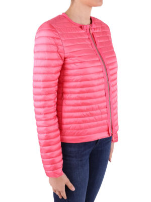 Save The Duck: giacche imbottite online - Piumino girocollo con gros grain